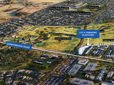 Lot A, on Proposed PS846190Y, Platform, 805 Donnybrook Road, Donnybrook