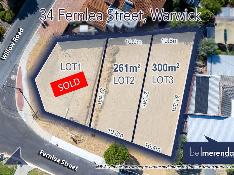 34 Fernlea Street, Warwick