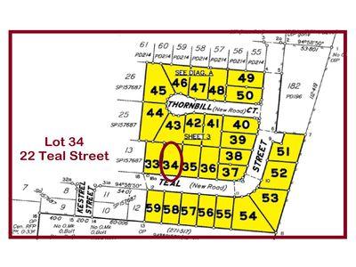 Lot 34, 22 Teal Street, Longreach