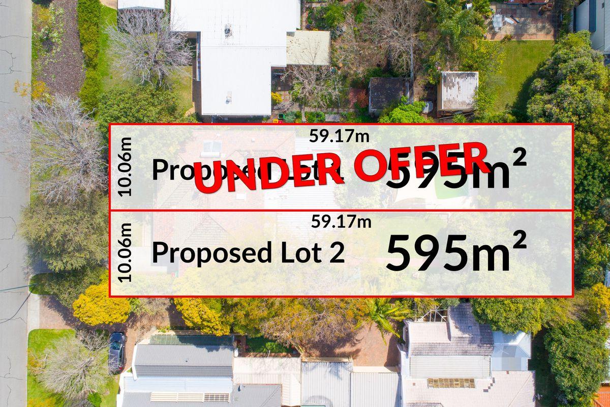 Lot Proposed Lot 2, 56 Glenelg Street, Applecross