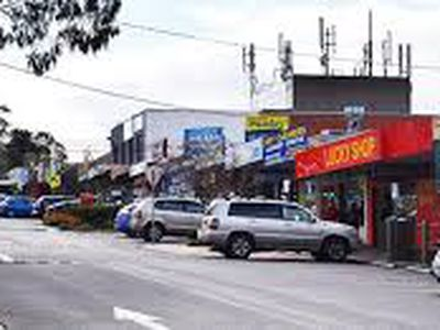 Shop 1 167  Canterbury Road , Heathmont