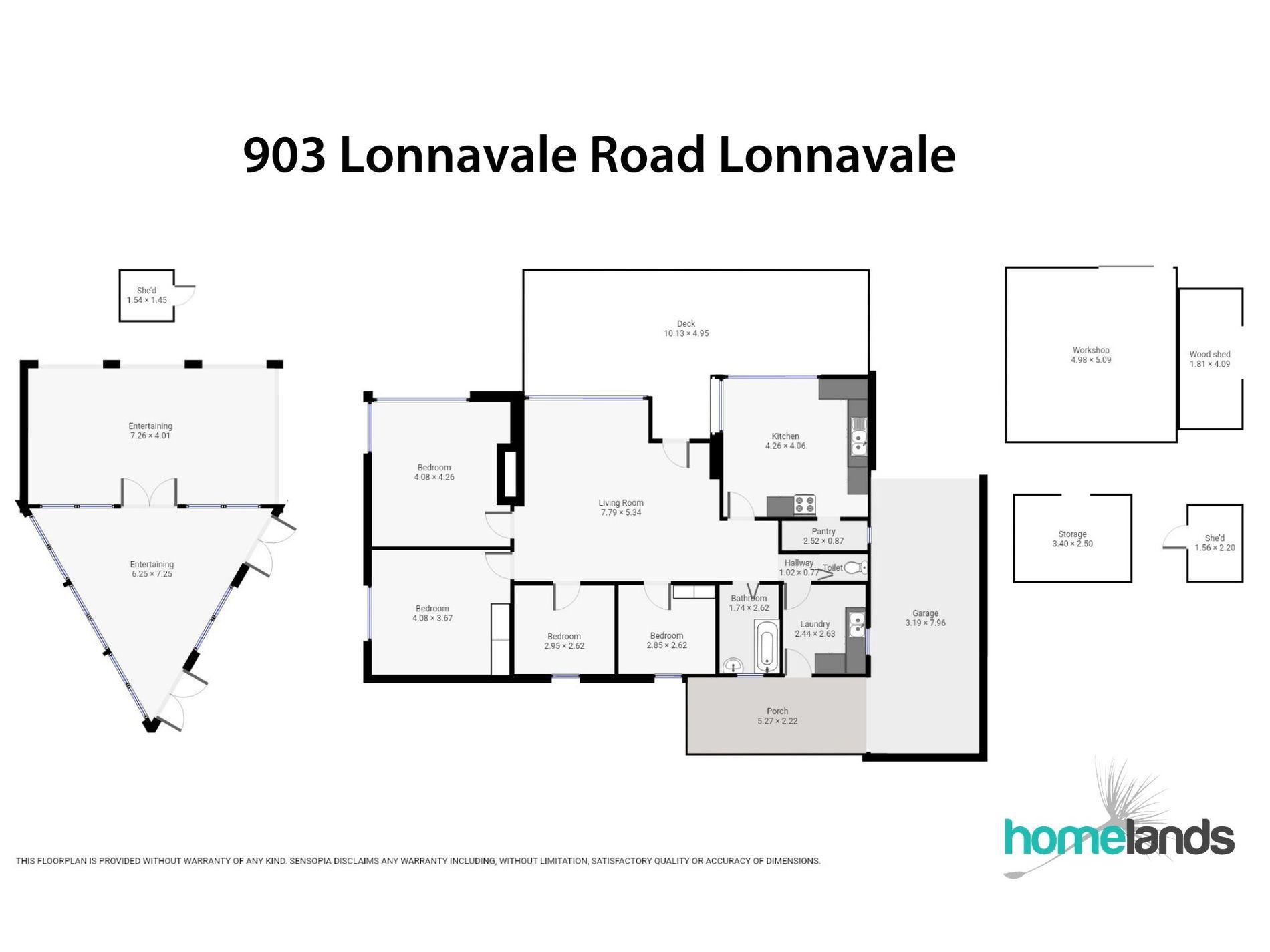 903 Lonnavale Road, Lonnavale