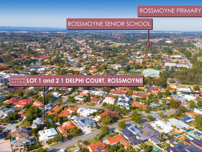 HOP, SKIP AND A JUMP TO ROSSMOYNE PRIMARY SCHOOL