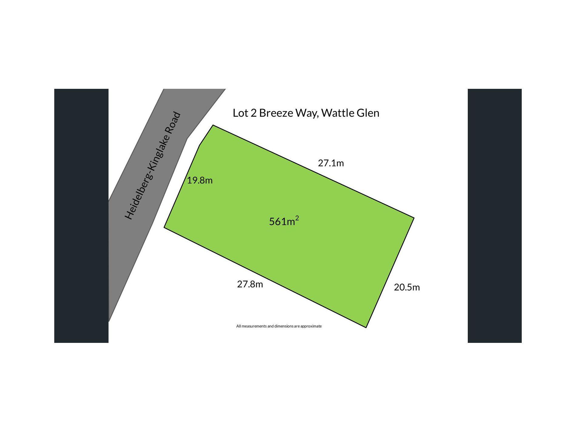 Lot 1 36 Mannish Road, Wattle Glen