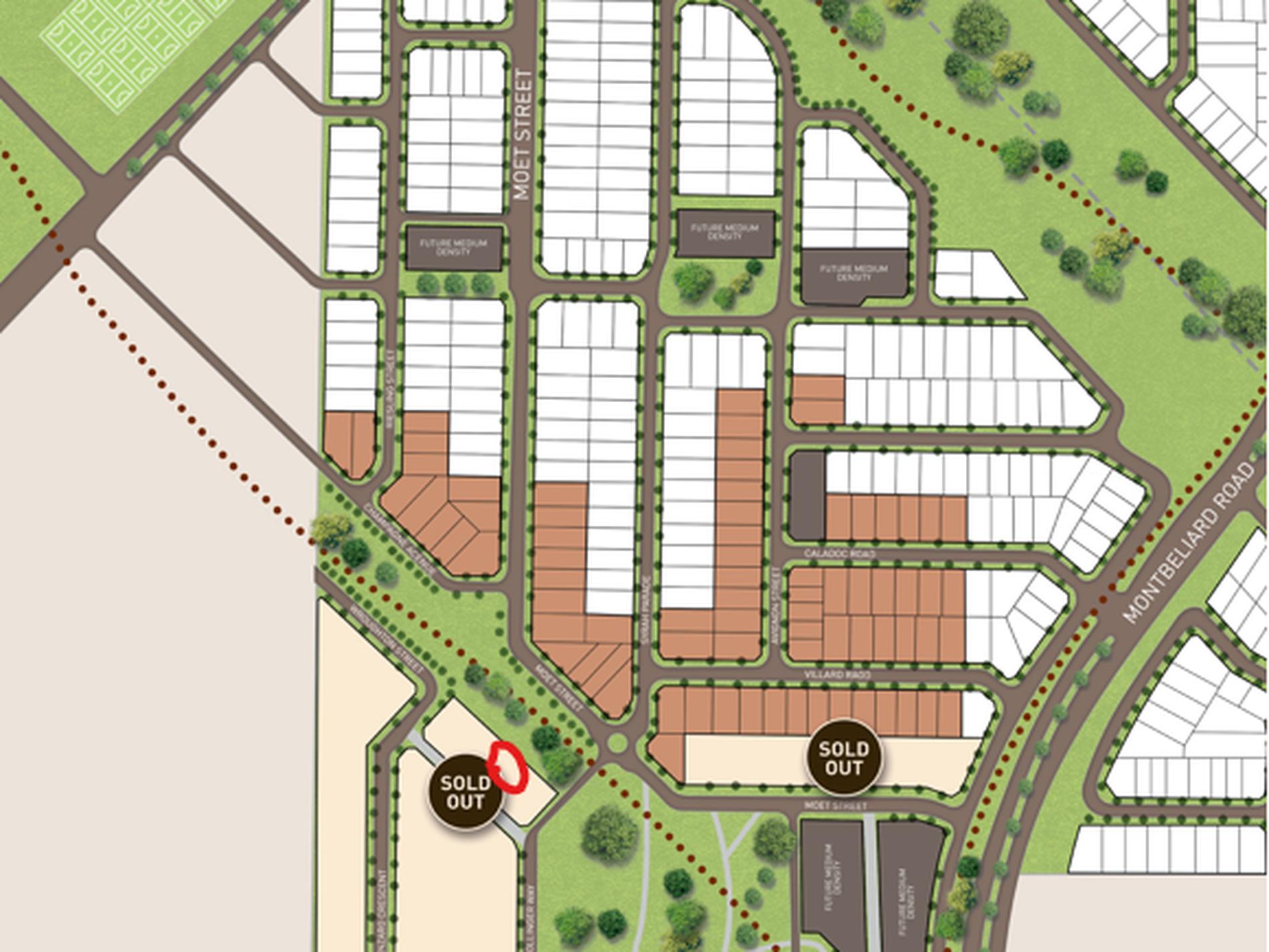 Lot 817, Arramont Estate, Wollert