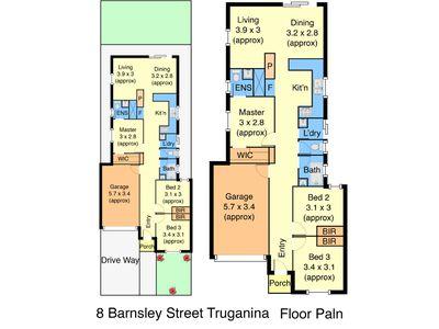 8 Barnsley Street, Truganina