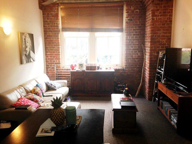 One Bed Heritage Woolstore / 53 Vernon Terrace, Teneriffe