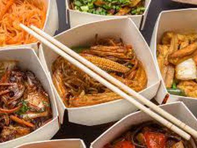 JF20015-Burwood shopping center Food Court - Asian takeaway
