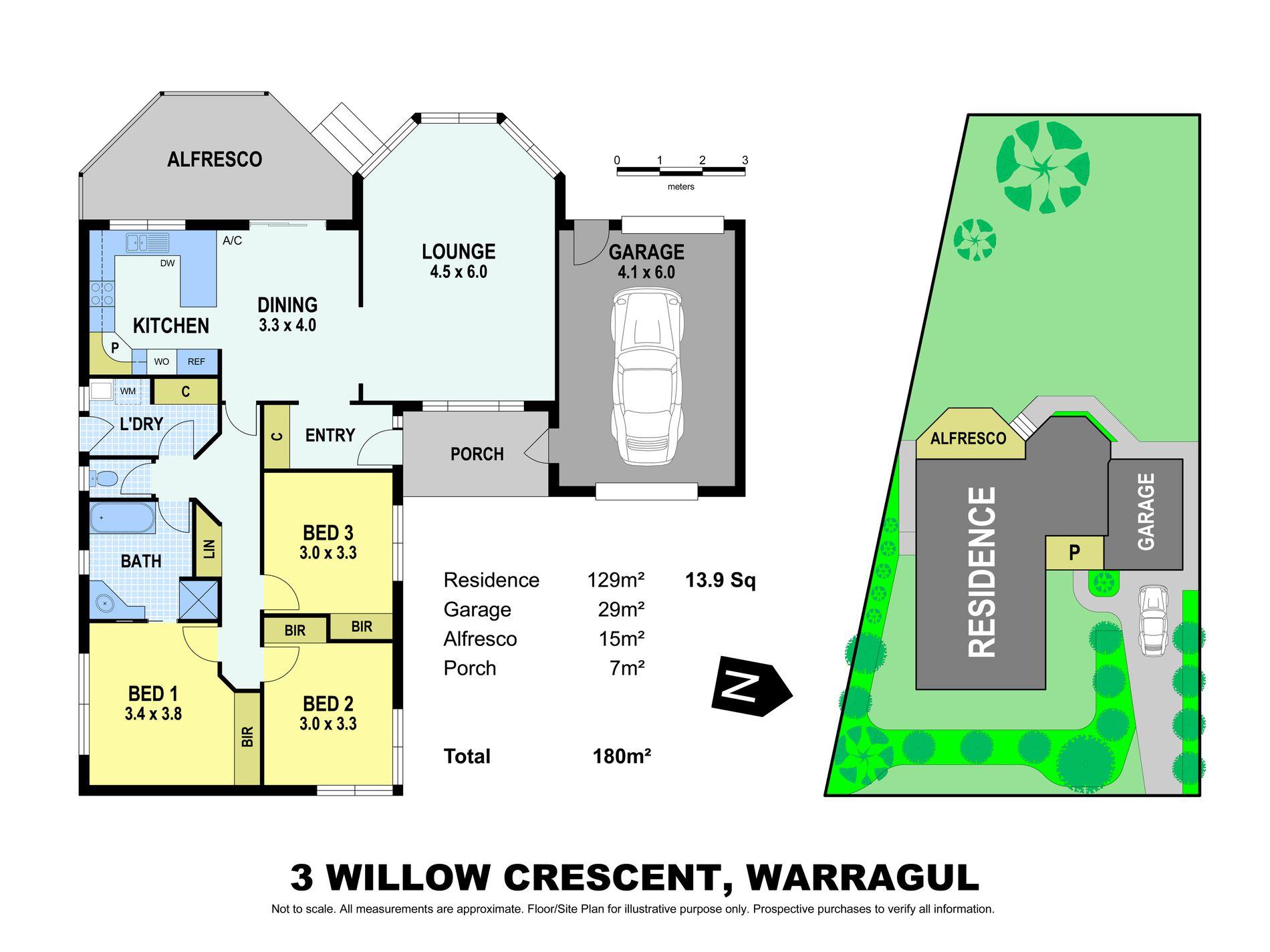 3 Willow Crescent, Warragul