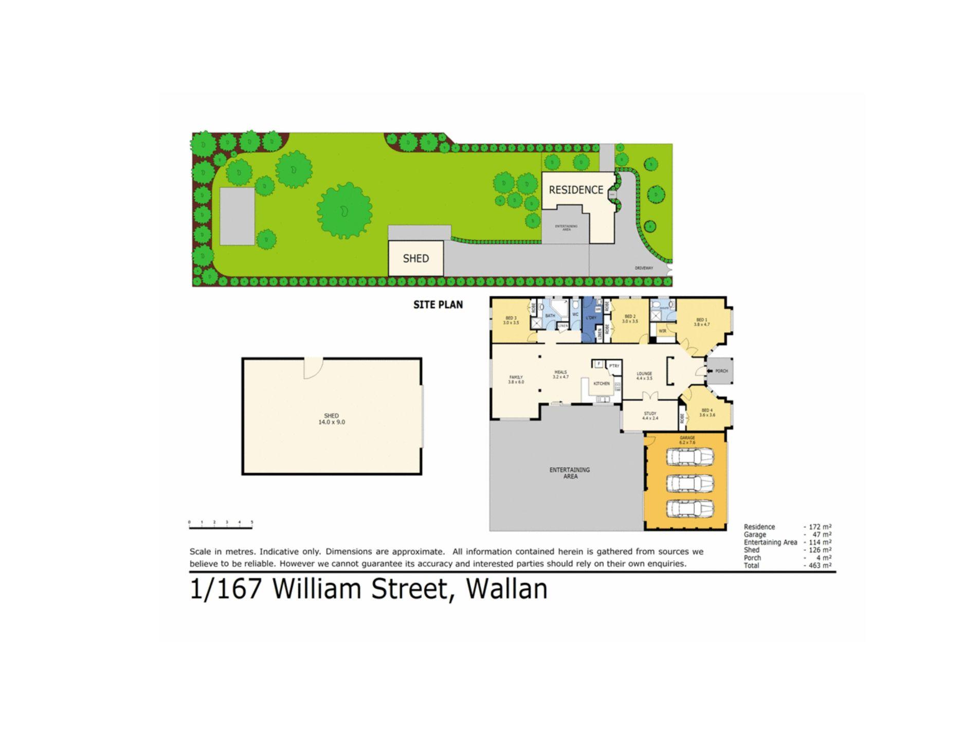 1 / 167 WILLIAM STREET, Wallan