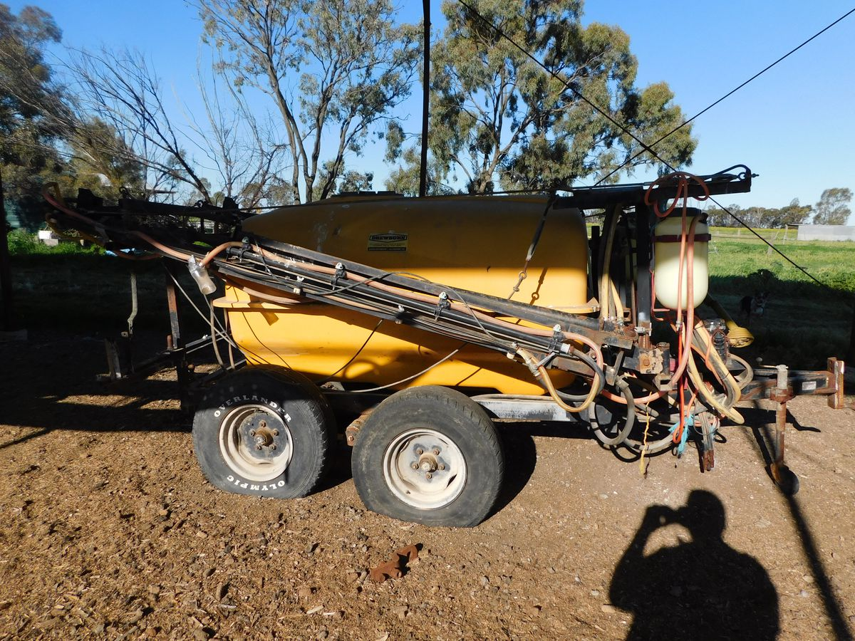 APPIN SOUTH CLEARING SALE