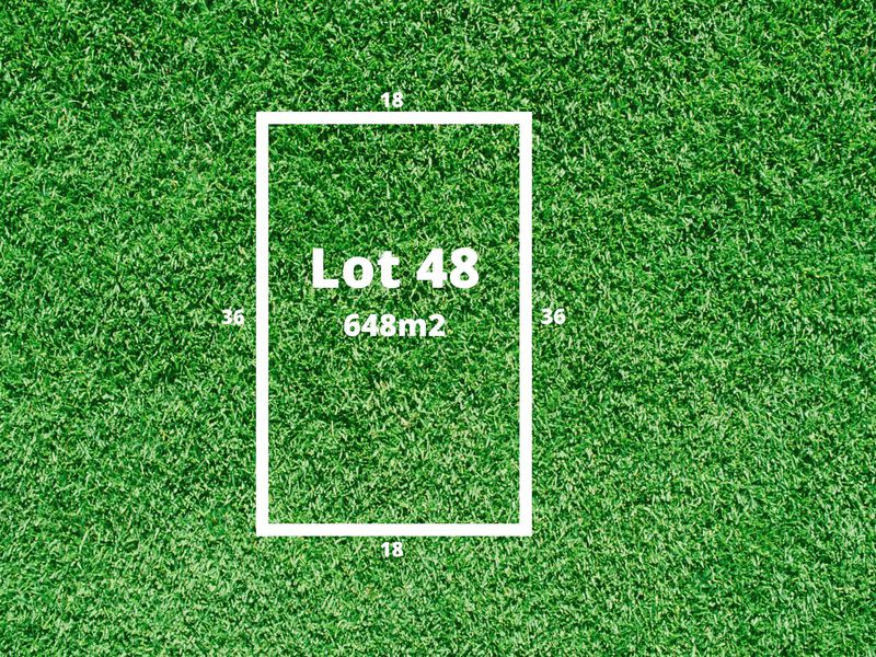 Lot 48 Addelston Estate, Seymour