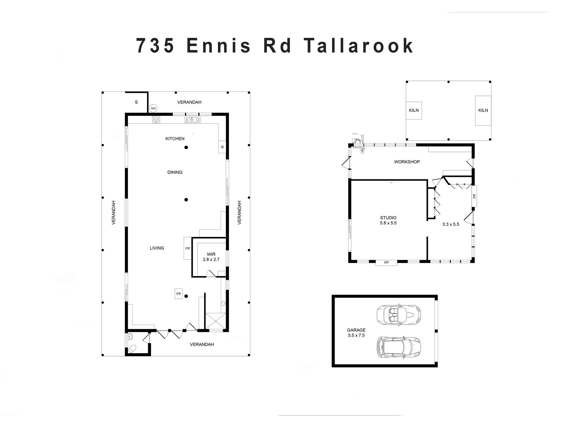735 ENNIS ROAD, Tallarook
