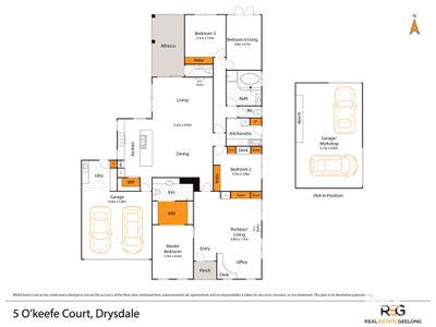 5 OKEEFE COURT, Drysdale