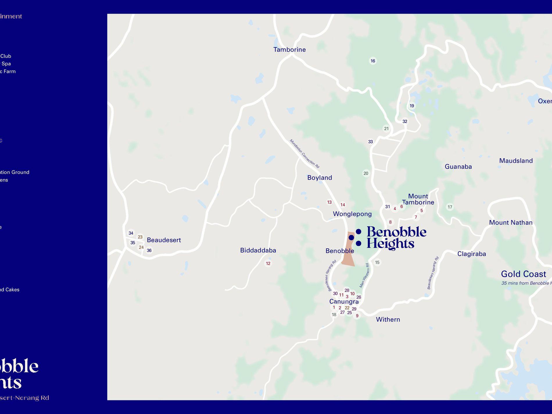 Lot 23, 2558 Beaudesert Nerang Road, Canungra