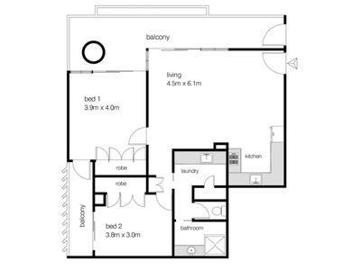 10C / 182 Dornoch Terrace, Highgate Hill