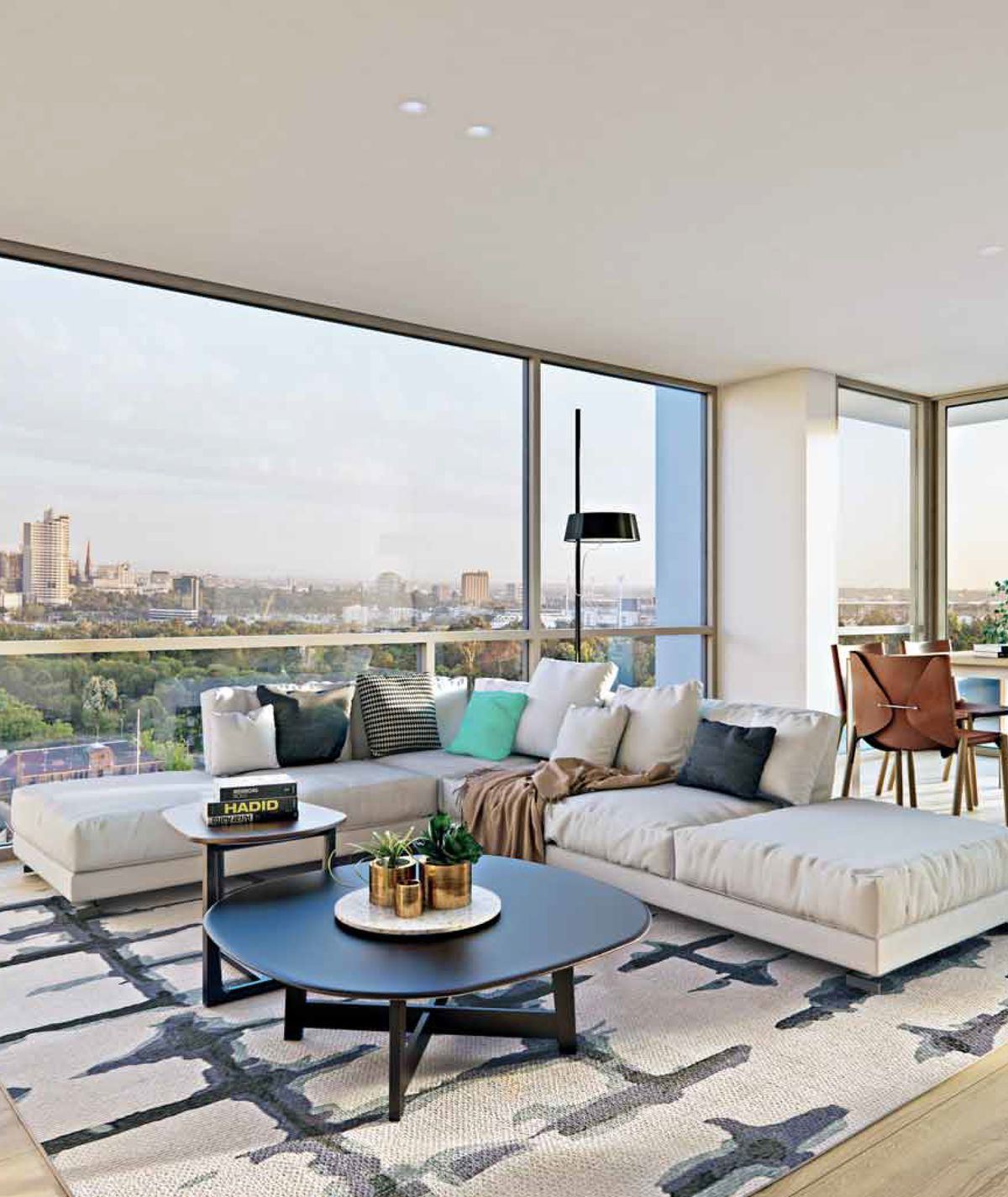 LUXURIOUS APARTMENT LIVING IN SOUTHBANK