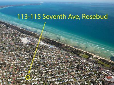 113 Seventh Avenue, Rosebud