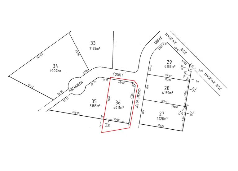 Lot 36, Stage 4 The Acreage, Tyers