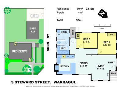 3 Steward Street, Warragul