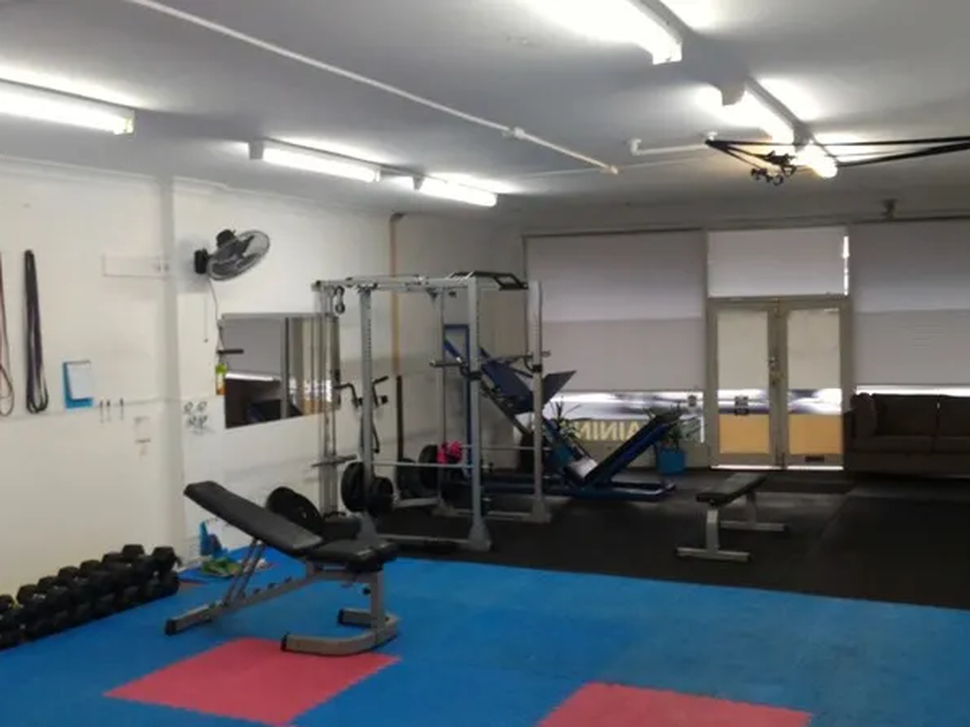 SOLD - Personal Training and Fitness Business For Sale
