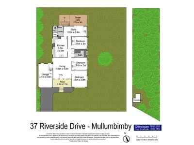 37 Riverside Dr, Mullumbimby