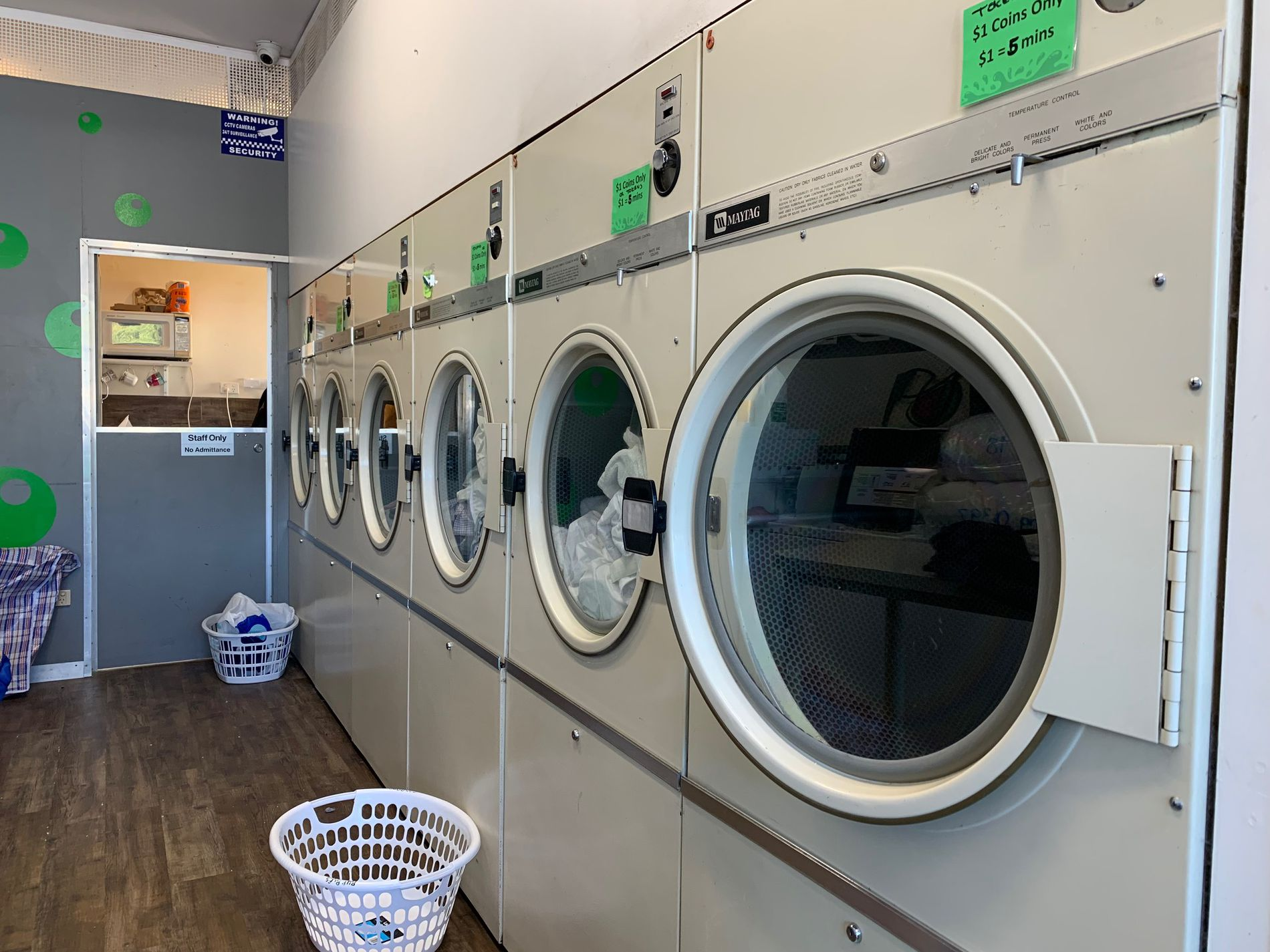 Under offer - Coin Laundry for Sale