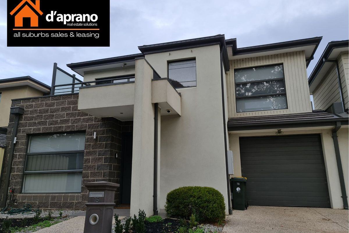 Spacious two bedroom townhouse plus lock up garage