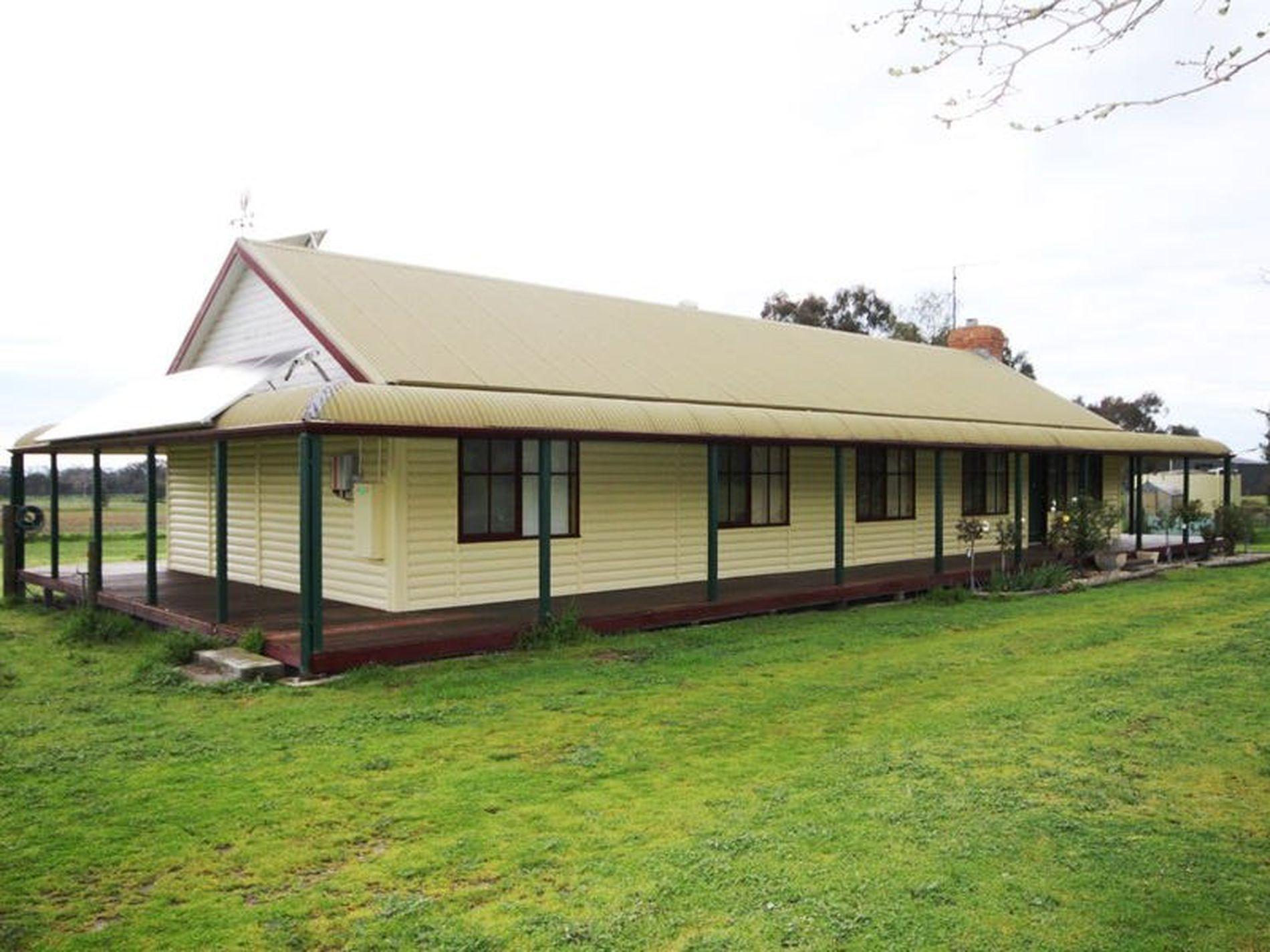 400 Warby Range Road, Wangaratta
