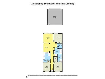 28 Delaney Boulevard, Williams Landing