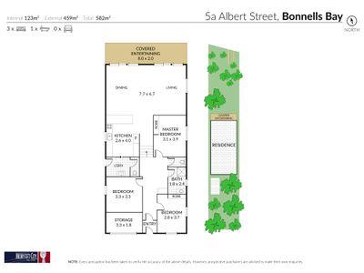 5A Albert Street, Bonnells Bay