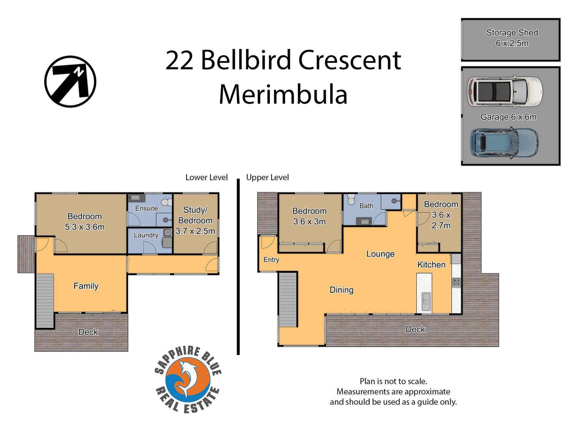 22 Bellbird Crescent, Merimbula