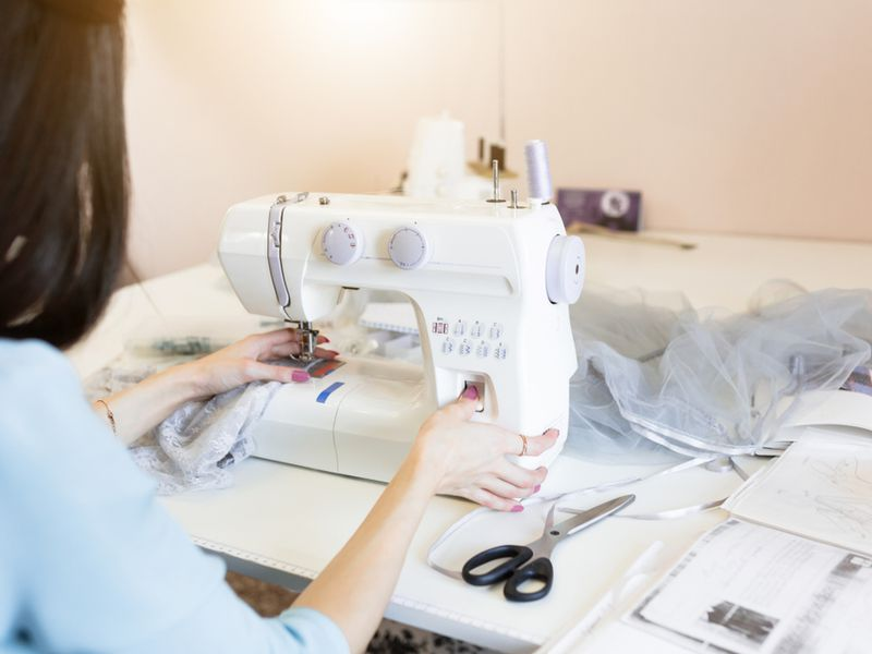 Large stock of Sewing Machines, Parts and Accessories for Sale