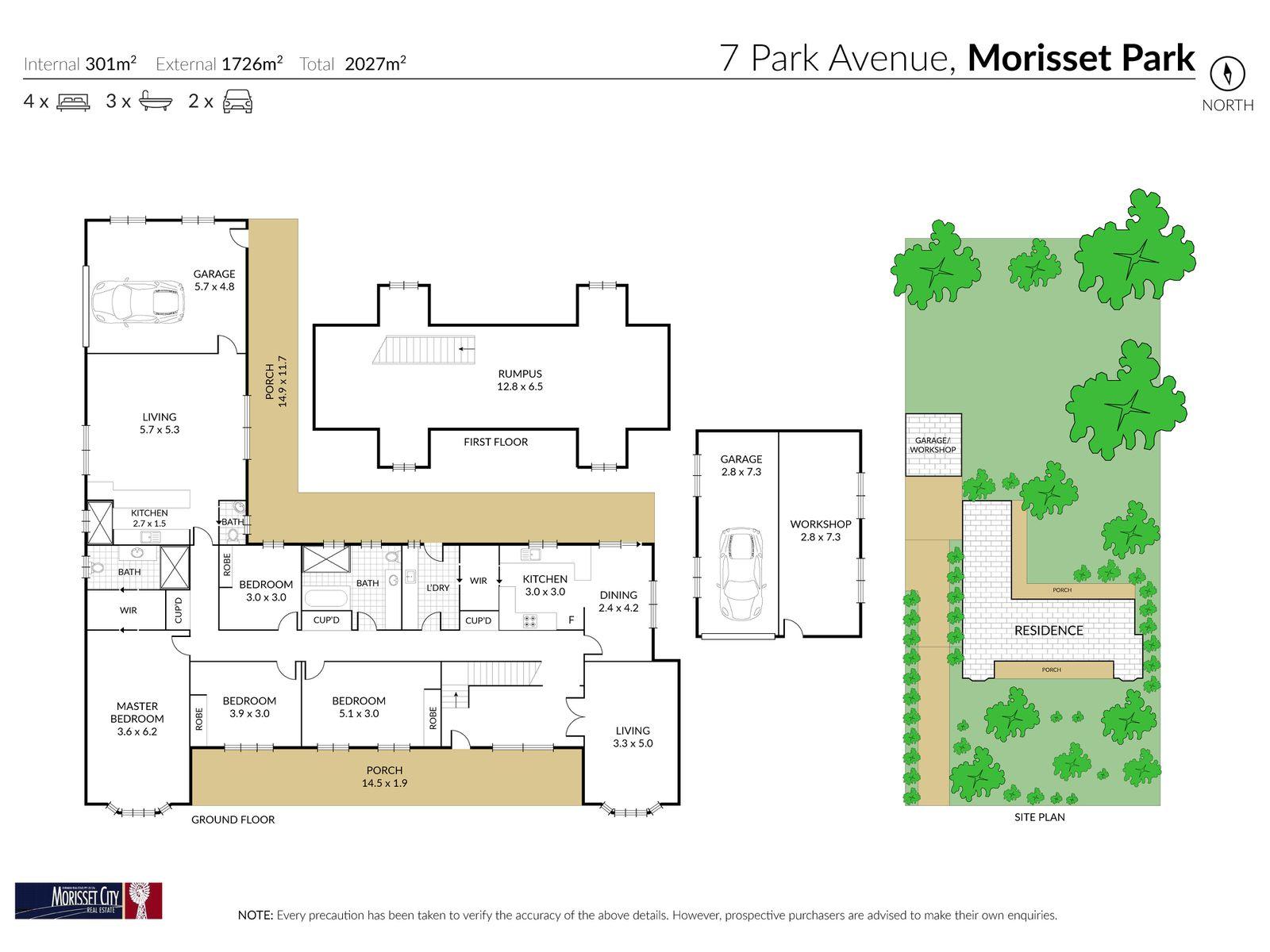 7 Park Avenue, Morisset Park