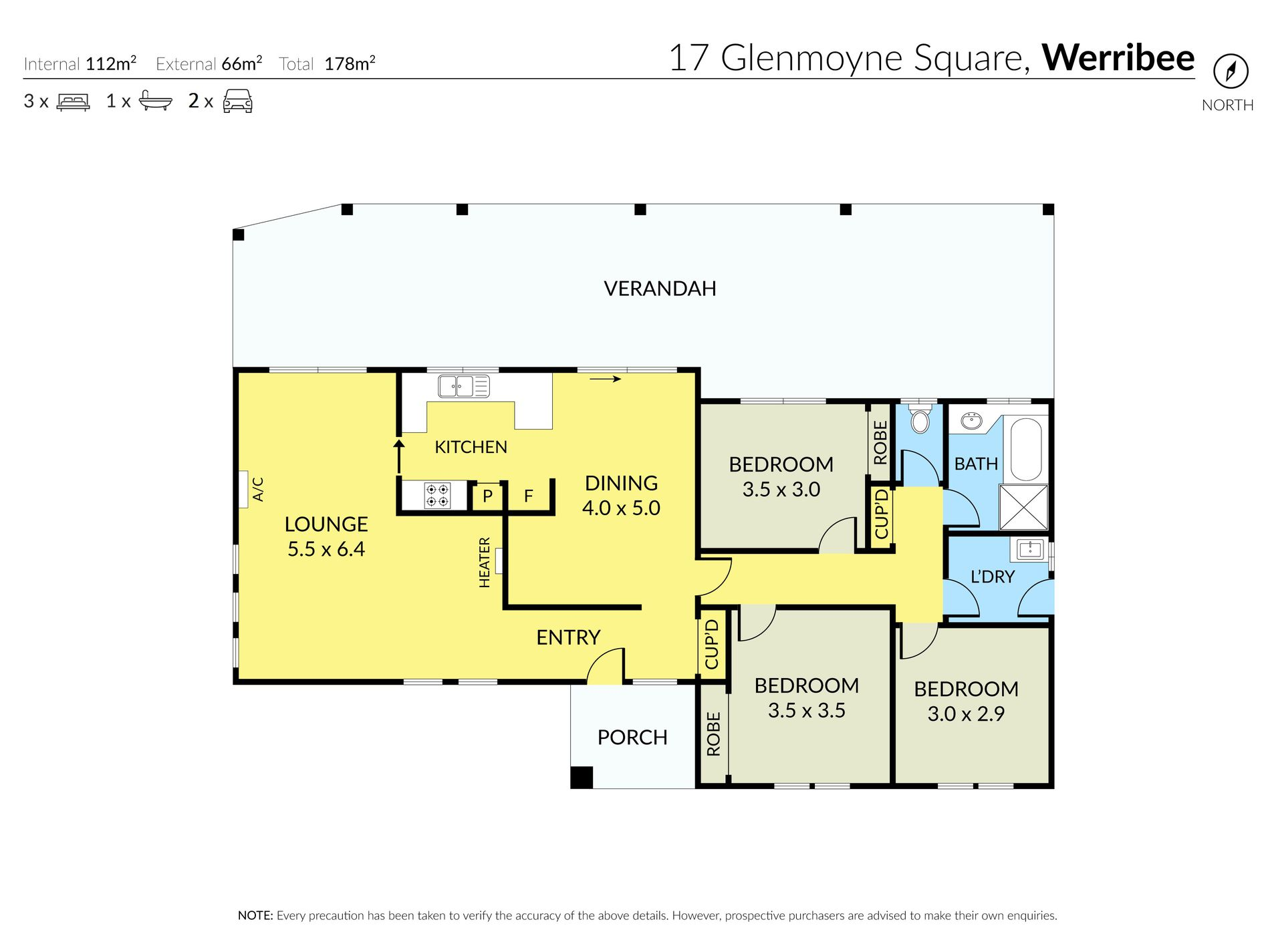 17 Glenmoyne Square, Werribee