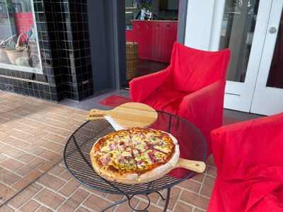 Feelin Saucy Pizza & Gelato