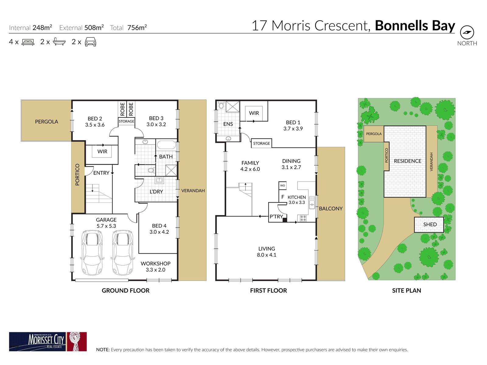 17 Morris Crescent, Bonnells Bay