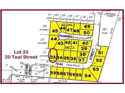 Lot 33, 20 Teal Street, Longreach