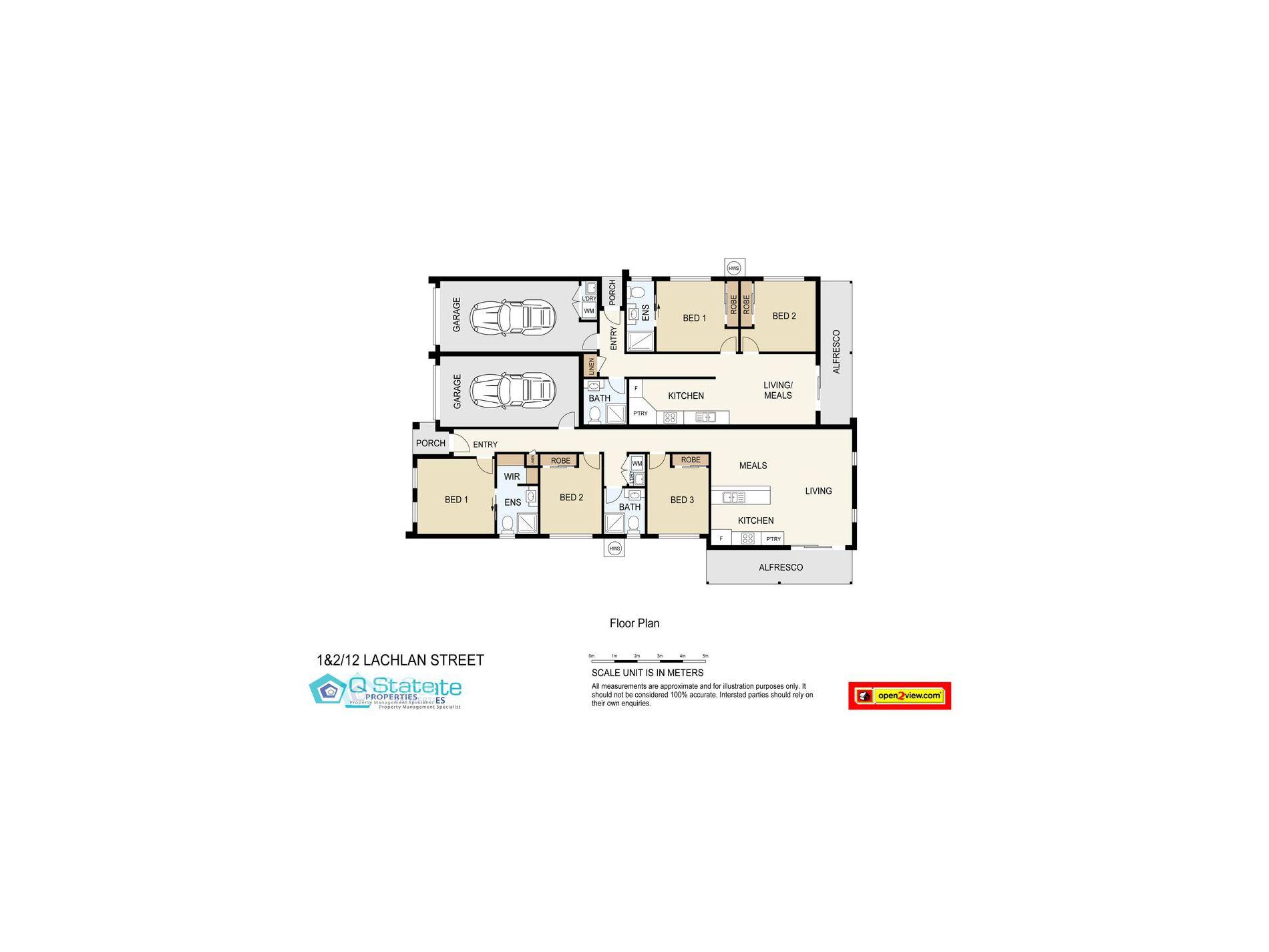 unit 1, 12 Lachlan Street, Gleneagle