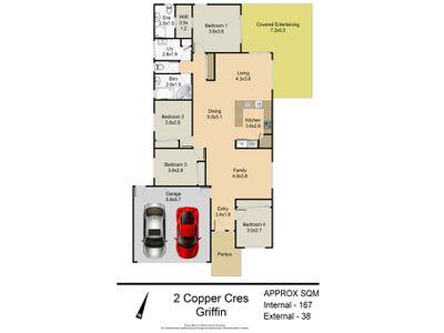 2 Copper Crescent, Griffin