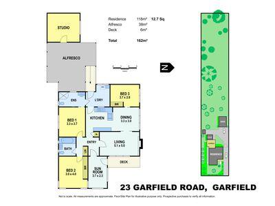 23 Garfield Road, Garfield