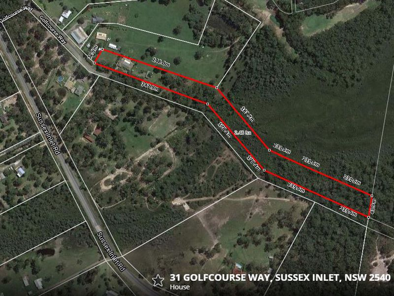 31 Golfcourse Way, Sussex Inlet
