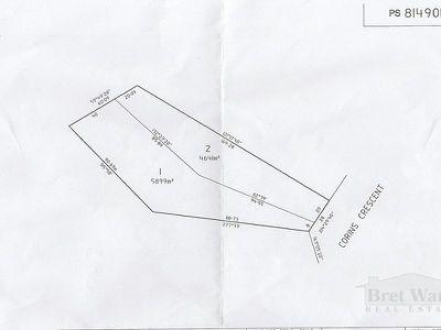 Lot 1, 3 Corins Crescent, Newlands Arm