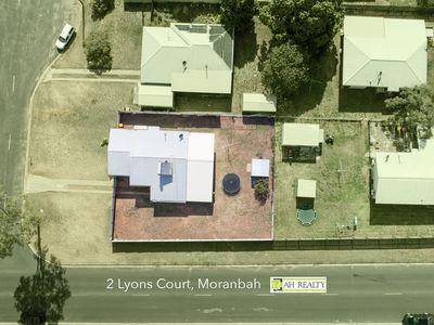 2 Lyons Court, Moranbah