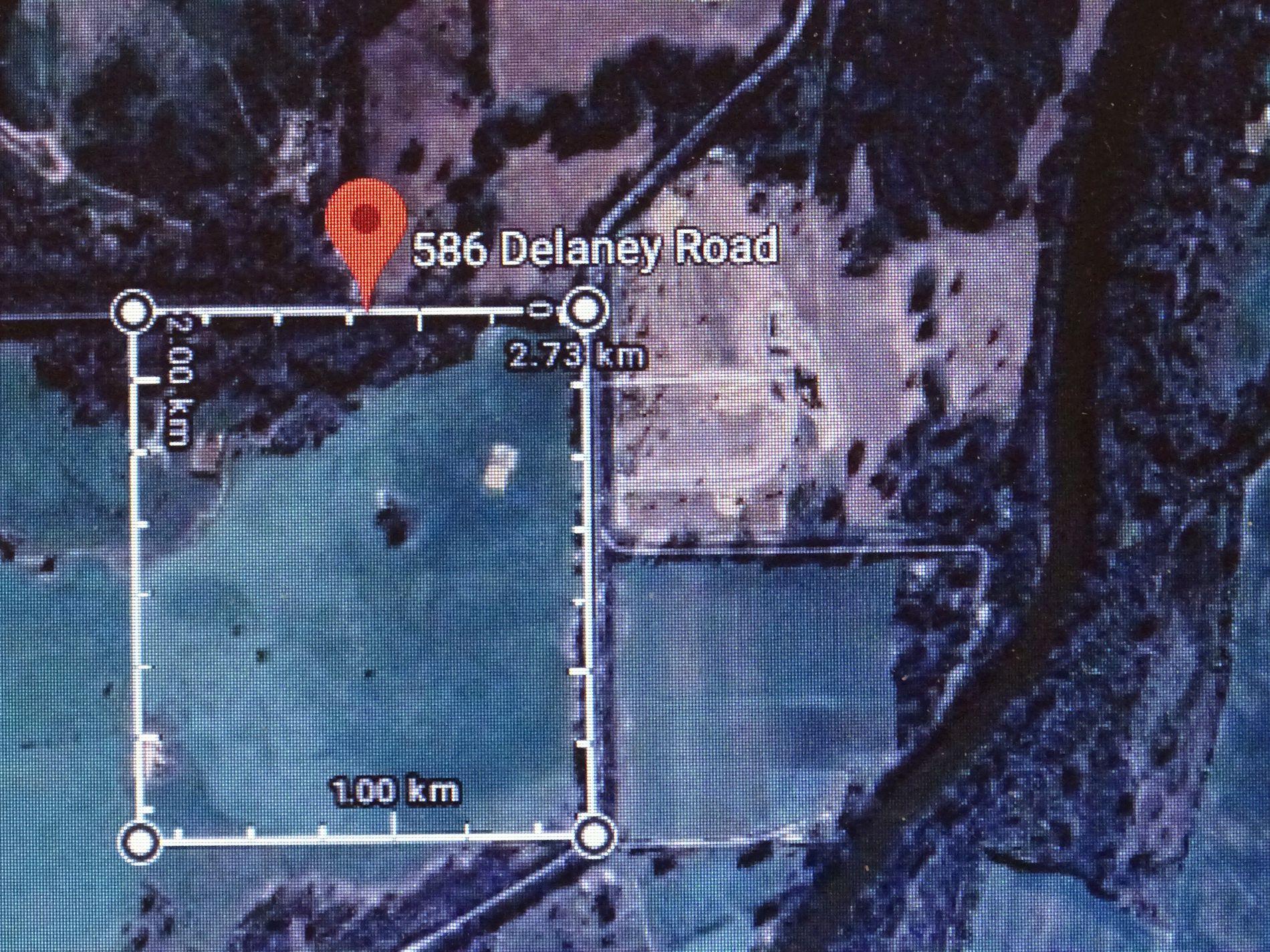 586 Delaney Road, Nagambie
