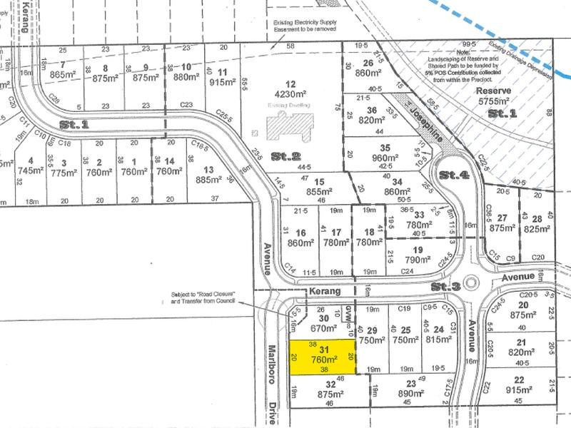 Lot 31, Marlboro Drive, Marlboro Park Estate, Kialla