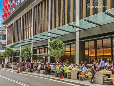 1004 / 38 Hickson Road, Sydney