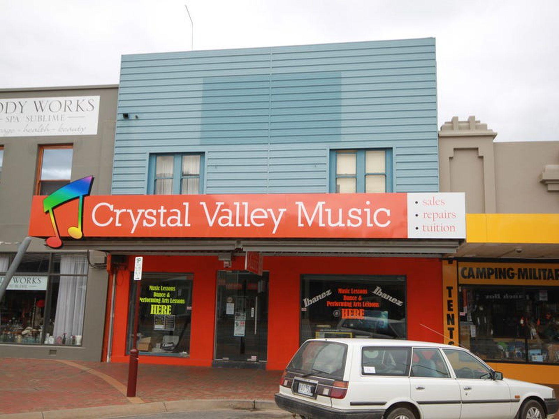110-112 Murphy Street, Wangaratta