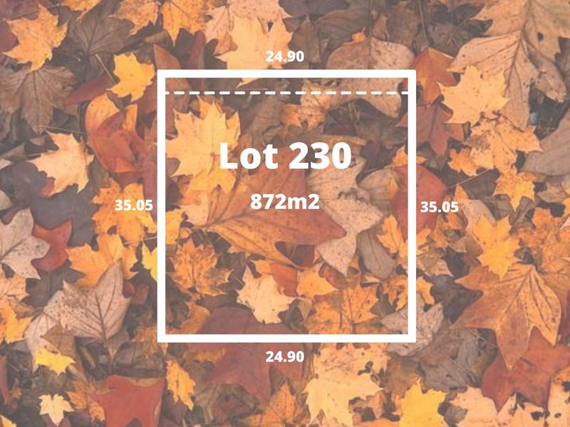 Lot 230 Autumn Views Estate, Romsey
