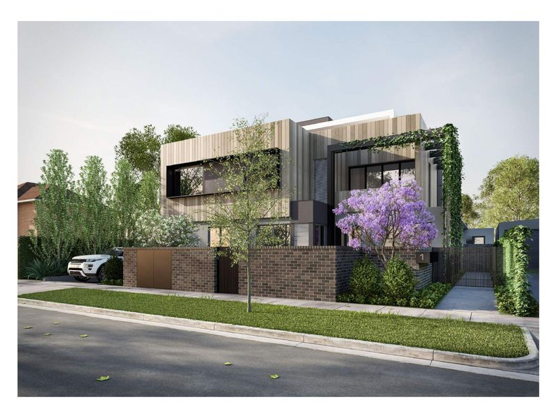 12 boutique apartments - 4 Sold Already!